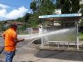'Daha temiz bir Karadeniz Ereğli' sloganıyla 228 personel ve 28 araçla çalışmalarını sürdüren Kdz. Ereğli Belediyesi Temizlik İşleri Müdürlüğü 7 gün 24 saat esaslı hizmet veriyor.