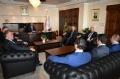 Kdz.Ereğli Ticaret ve Sanayi Odası Yönetimi ziyaretlerine devam ediyor.