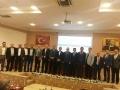 Zonguldak Dernekleri Federasyonu (ZONDEF) Sanayi ve Ticaret komisyonun düzenlemiş olduğu Bursa Zonguldaklılar Derneği,Bursa Ereğli Öğberler Derneği, Zonguldak Valiliği,Zonguldak Sanayi ve Ticaret Odası,BAKKA ve ZONSİAD'ın katkılarıyla yapılan ZONGULDAK'ın DEĞEERLERİ BULUŞUYOR konferans ve çalıştayı Bursa Merinos Kültür Merkezinde yoğun bir katılımla yapıldı.